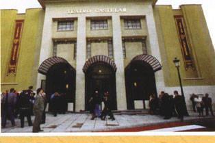 Red de Teatros de Castilla y León