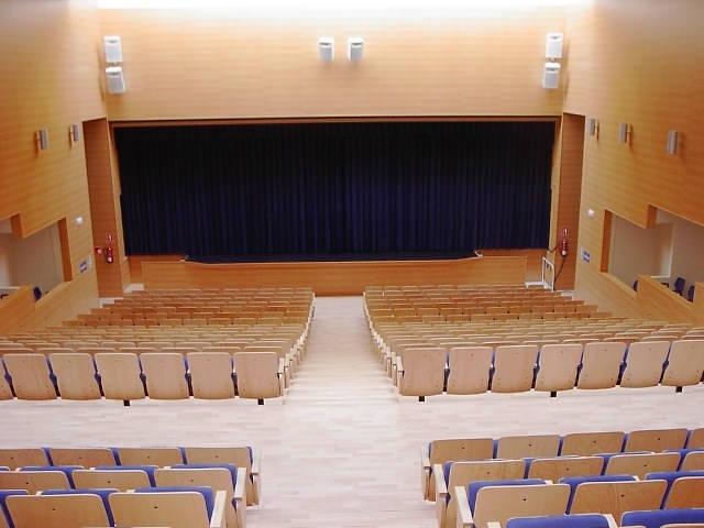 Teatro Auditorio Municipal Constantino Romero de Chinchilla