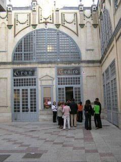 Teatro Reina Sofía