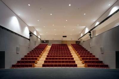 Auditorium Kultur Leioa. Patio de butacas.