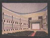 Antigua imagen del teatro