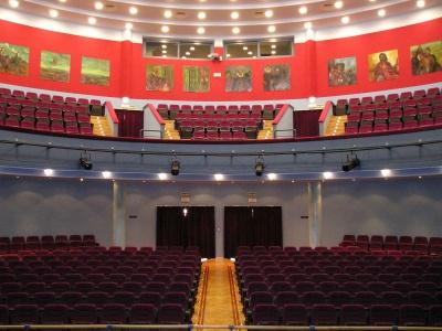 Teatro Don Quijote Aforo