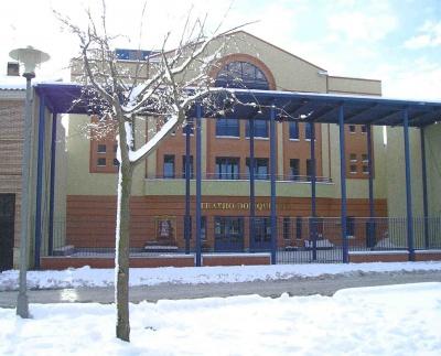 Teatro Don Quijote Entrada Principal