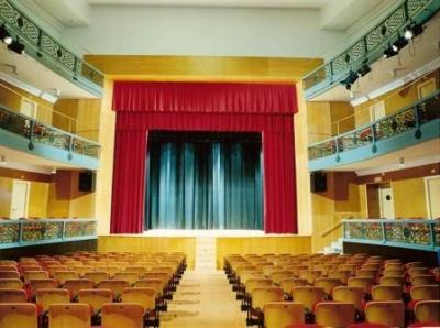 Teatro Nuevo Fernando Arrabal