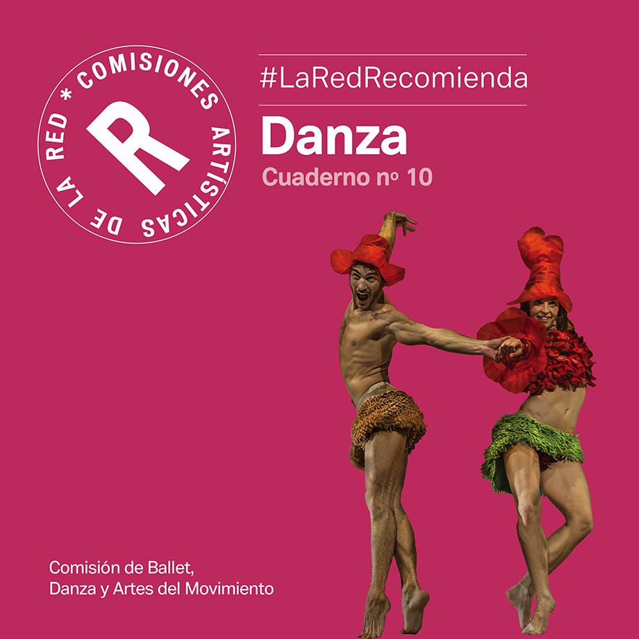 Cuaderno n. 10 Recomendados Danza