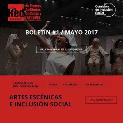 Comisión de Inclusión Social de La Red