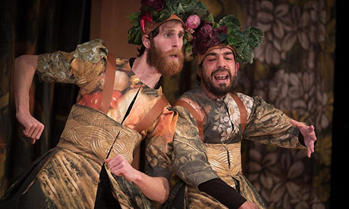 Vuelve el teatro y la danza al Castillo de Niebla de Huelva