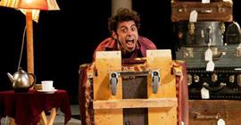 Nace en Granada la nueva Escuela Internacional de Teatro de Calle CAU