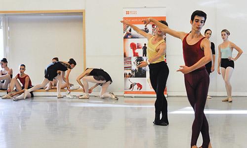 El Centro Danza Canal abre la convocatoria para su 10º programa de residencias artísticas