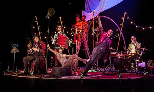 Un festival para toda la familia: Cir&Co de Castilla y León programa más de 80 actuaciones