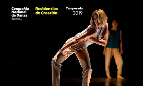La Compañía Nacional de Danza lanza su convocatoria de residencias  de creación 2019