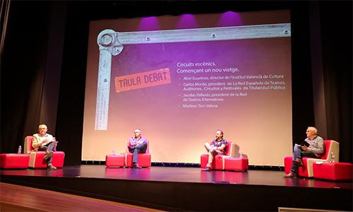 La Red participa en el segundo Congrés d'Arts Escèniques de Castelló