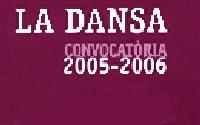 Convocatoria 2005-2006 La Danza