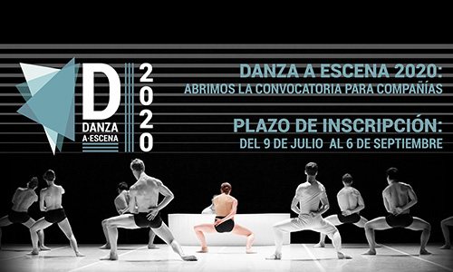 La Red abre la convocatoria de propuestas artísticas para participar en el circuito 'Danza a  Escena' 2020