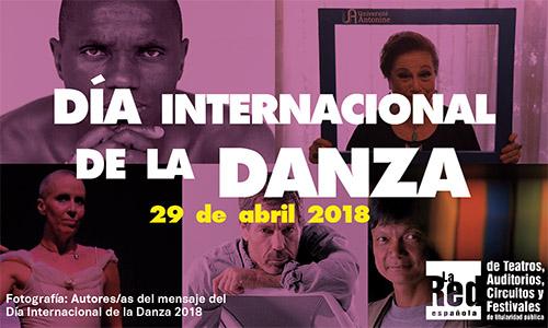 Los mensajes del Día Internacional de la Danza 2018 llegan de las cinco regiones de la UNESCO