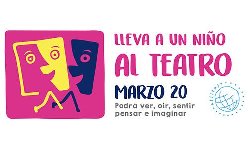 'Lleva a un niño/a al teatro': ASSITEJ celebra el Día Mundial del Teatro para la Infancia y la Juventud 2019
