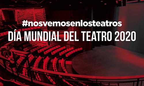 Declaración de La Red Española en el Día Mundial del Teatro 2020 (27 de marzo)
