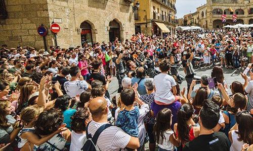 Las compañías pueden presentar solicitudes para participar en la Feria de Teatro de Castilla y León 2018