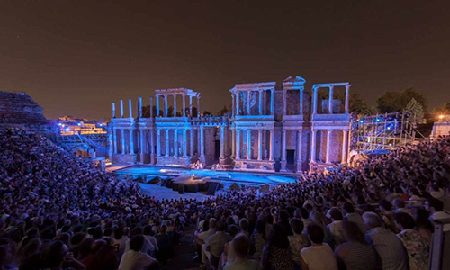 """El Festival Internacional de Teatro Clásico de Mérida abre el telón el 22 de julio con """"Antígona"""""""