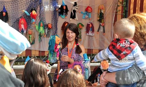 240 funciones y 16 talleres, en la 21ª edición del  Festival Parque de las Marionetas de Zaragoza