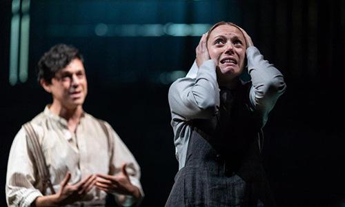 Grandes figuras internacionales y creadores vascos, en el Festival Internacional de Teatro de Vitoria