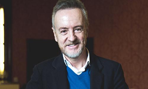 Carlos Hipólito, galardonado con el Premio Corral de Comedias