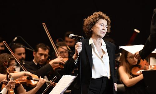 Jane Birkin, con la Orquesta Sinfónica de la Región de Murcia, abrirá el Festival de San Javier