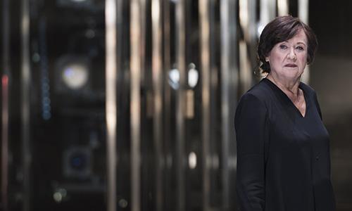La actriz Julieta Serrano, Premio Nacional de Teatro 2018