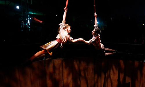 El circo, protagonista del VIII Festival Internacional Santiago Off (Chile)