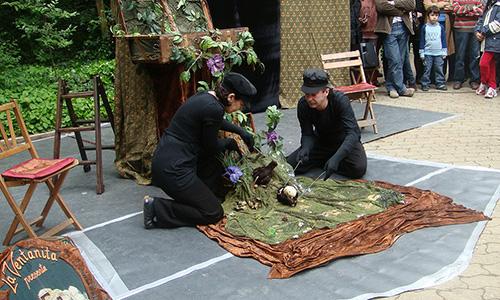El Festival Internacional de Teatro y Artes de Calle de Valladolid celebra una edición especial denominada 'TAC en miniatura'