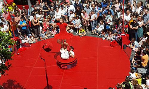 La tercera edición del Festival CAU se traslada definitivamente a la calle