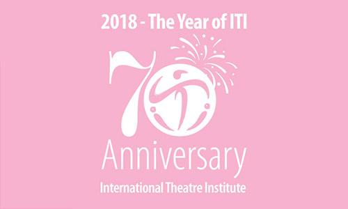 Cinco mensajes para celebrar el 70 aniversario del Día Mundial del Teatro 2018