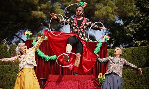 18ª edición del Festival Internacional de 'Mueca': las artes de calle vuelven a Puerto de la Cruz (Tenerife)