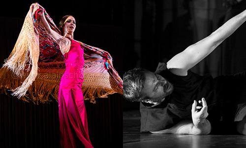 Olga Pericet y Antonio Ruiz, Premios Nacionales de Danza 2018