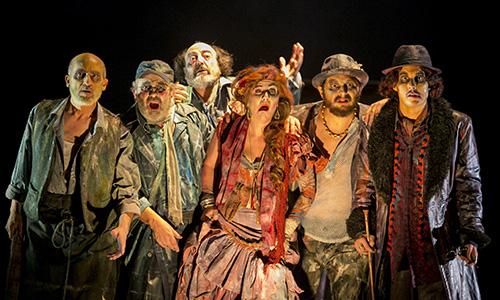 El 19º Festival de Olite sigue inspirándose en el teatro clásico, pero con una mirada más amplia
