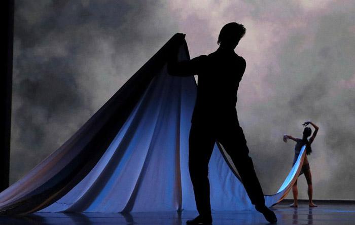 El Teatro Campoamor acoge una nueva cita del Festival de Danza de Oviedo