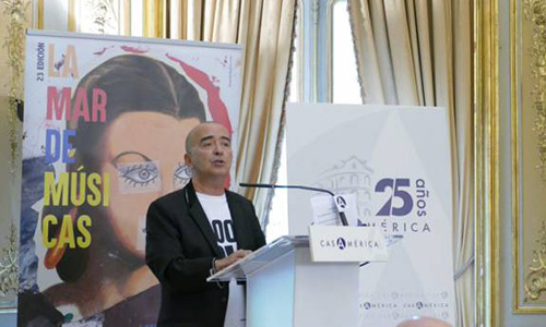 Fallece Paco Martín, director de La Mar de Músicas