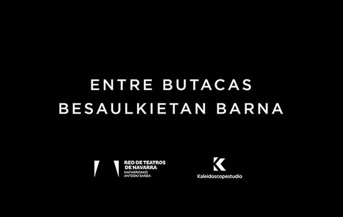 """La Red de Teatros de Navarra presenta el documental """"Entre Butacas - Besaulkietan Barna"""""""
