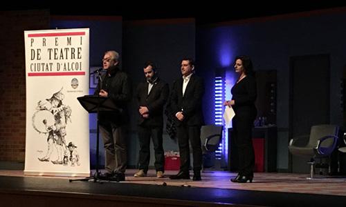 Convocado el Premi de Teatre Ciutat d'Alcoi 2019