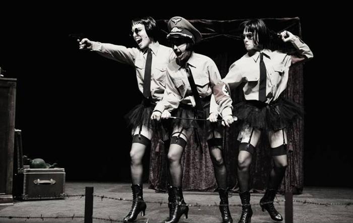 """El espectáculo """"Els Bojos 20"""" inaugura la XXXVIII edición de Sagunt a Escena"""