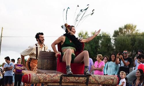 Propuestas de teatro, danza, música, circo, performances y 'Clowns' se suben al escenario del TAC de Valladolid