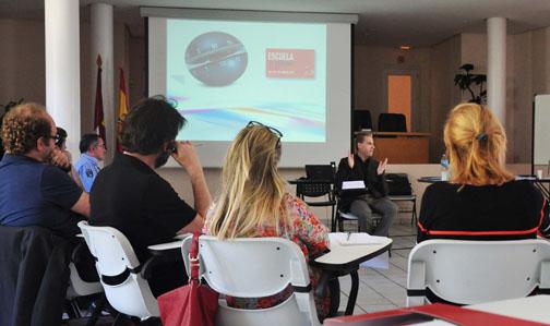 """La planificación estratégica y la definición de los procesos de trabajo, a debate en el taller sobre """"Gestión del tiempo"""""""