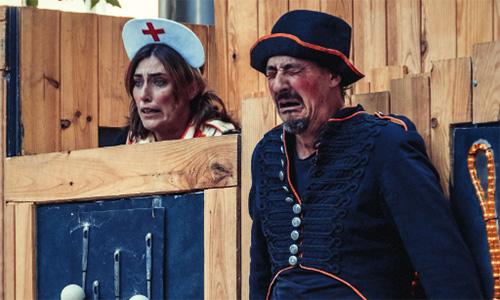'¡Más difícil todavía'!: arranca Teatralia Circus de Madrid