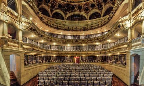 La Red Española de Teatros, Auditorios, Circuitos y Festivales de titularidad pública, premio especial del Teatro de Rojas