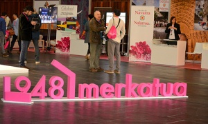 La 2ª edición de '948 Merkatua' acogerá 29 stands de entidades y proyectos de industrias culturales y creativas