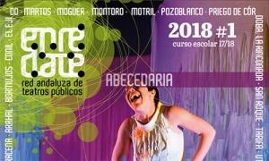 La primera edición 2018 de Abecedaria arranca en febrero, con 14 espectáculos en cartel