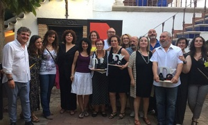 La ADGAE celebró la primera edición de sus premios en el marco de la Escuela de Verano 2017