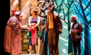"""Teloncillo Teatro, con """" Caperucita"""", galardonada en el VI Certamen Internacional Barroco Infantil del Festival de Almagro"""