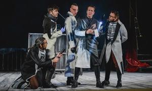 """Ron Lalá , con """"Crimen y telón"""", abre este sábado la 34ª edición del Festival de Teatro y Danza 'Castillo de Niebla'"""