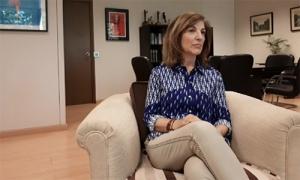 """Amaya de Miguel, Directora General del INAEM: """"Nuestra apuesta por La Red Española de Teatros va a ser, como ha sido desde un principio, muy firme"""""""